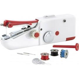 easymaxx Kézi varrógép 2927 Fehér, Piros