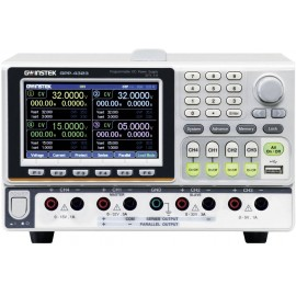 GW Instek GPP-4323 Labortápegység, szabályozható 0 - 32 V 0 - 3 A RS-232, USB Programozható Kimenete