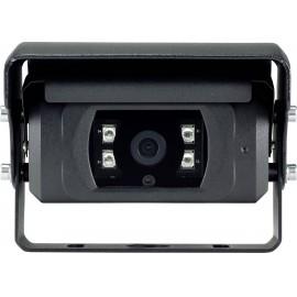 Basetech Vezetékes tolatókamera Shutter (zár), Automatikus fehérkiegyenlítés, Blendeautomatika, Kieg