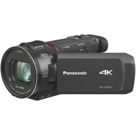 Panasonic HC-VXF11EG-K Kamera 7.6 cm 3 coll 8.57 MPix Optikai zoom: 24 x Fekete