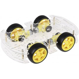 Joy-it Robot futómű Arduino-Robot Car Kit 01