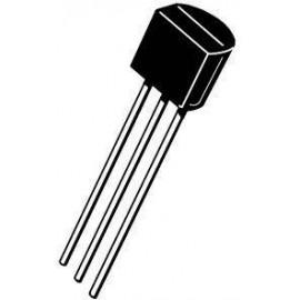 ON Semiconductor J113 Trans JFET N-CH 2mA 3-Pin TO-92 Tranzisztor, JFET N csatornás TO-92