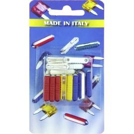 ESKA Blade-fuses 300.800 Torpedó biztosíték 32 mA Fehér, Piros, Sárga, Kék 1 db