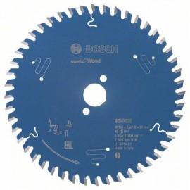 Körfűrészlap 160 x 20 x 1.6 mm Fogak száma (collonként): 48 Bosch Accessories Expert for Wood 260864