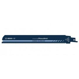 Bosch Accessories 2608653182 Saberfűrészlap S 1155 CHM, tartósság nehézfémhez, 1 csomag