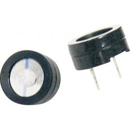 716667 Mini zümmer Zajkibocsátás: 80 dB Feszültség: 1.5 V Tartós hangjel 1 db