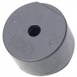 716856 Piezo jeladó Zajkibocsátás: 93 dB Feszültség: 9 V Tartós hangjel 1 db