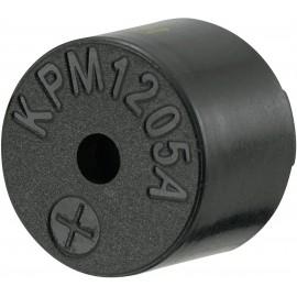 KEPO KPM-G1205A-K6327 Piezo jeladó Zajkibocsátás: 85 dB Feszültség: 5 V Tartós hangjel 1 db
