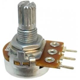 Alpha RV16AF20KA10KM Forgató potenciométer Mono 0.05 W 10 kΩ 1 db