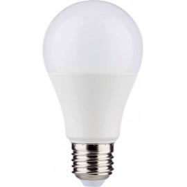 Sygonix LED EEK A+ (A++ - E) E27 Izzó forma 6 W = 40 W Melegfehér (Ø x H) 55 mm x 100 mm 1 db