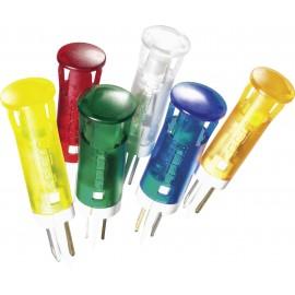 APEM LED-es jelzőlámpa Fehér 230 V/AC