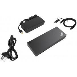 Lenovo Notebook dokkoló állomás Alkalmas (márka): Lenovo Thinkpad