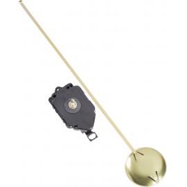 Basetech BT-1911208 Kvarc Kvarci inga óramű Forgásirány=jobb Mutatótengely hossz=16.8 mm