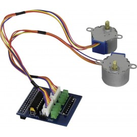 Joy-it Raspmberry Motorsteuerung inkl. 2 Motoren