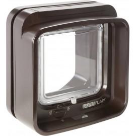 Háziállat ajtó SureFlap Mikrochip DualScan Barna 1 db