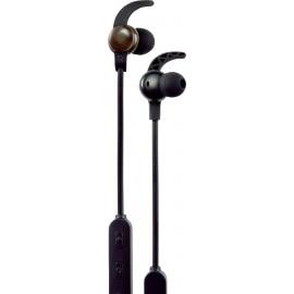 Renkforce RF-WH-150 Bluetooth® Sport In Ear sztereo headset In Ear Nyakpánt Fekete, Barna 2. kép