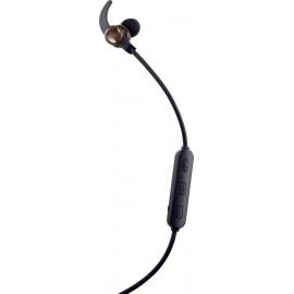 Renkforce RF-WH-150 Bluetooth® Sport In Ear sztereo headset In Ear Nyakpánt Fekete, Barna 3. kép