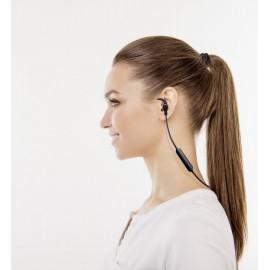 Renkforce RF-WH-150 Bluetooth® Sport In Ear sztereo headset In Ear Nyakpánt Fekete, Barna 6. kép