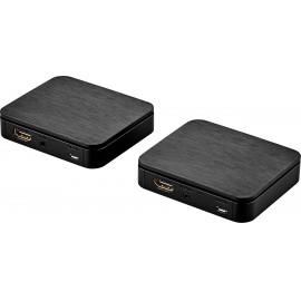 SpeaKa Professional SP-HDFS-04 HDMI rádiójel vezérlésű készlet 30 m 2.4 GHz 1920 x 1080 pixel 12. kép