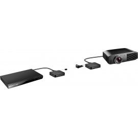 SpeaKa Professional SP-HDFS-04 HDMI rádiójel vezérlésű készlet 30 m 2.4 GHz 1920 x 1080 pixel 15. kép