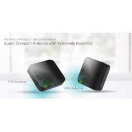 SpeaKa Professional SP-HDFS-04 HDMI rádiójel vezérlésű készlet 30 m 2.4 GHz 1920 x 1080 pixel 2. kép