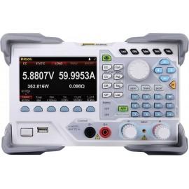 Elektronikus terhelés Rigol DL3031A 150 V/DC 60 A 350 W Gyári standard (tanúsítvány nélkül)