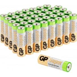 Ceruzaelem Alkáli mangán GP Batteries Super 1.5 V 40 db