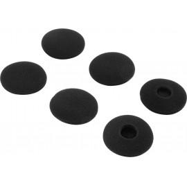 Renkforce On Ear Fejhallgató fülpárna 1 db 46 mm Fekete