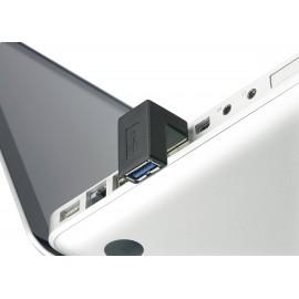 Renkforce USB 3.0 Átalakító [1x USB 3.0 dugó, A típus - 1x USB 3.2 Gen 1 A alj]