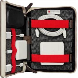 Twelve South Notebook táska BookBook CaddySack Fekete