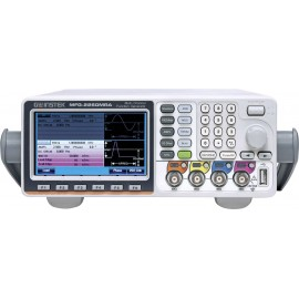 GW Instek MFG-2260MRA Hálózatról működő függvénygenerátor 1 Hz - 60 MHz 2 csatornás Tetszőleges, Szí