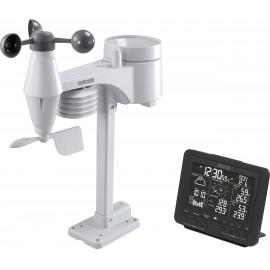 Eurochron RC Pro EC-4596440 Vezeték nélküli időjárásjelző állomás Előrejelzés 12 - 24 órás