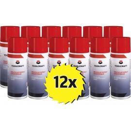 Sűrített levegő spray nem gyúlékony TOOLCRAFT TC-PA400C 12 db