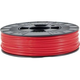 Velleman PLA285R07 3D nyomtatószál PLA műanyag 2.85 mm 750 g Piros 1 db