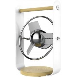 Sharper Image SBV1 USB-s ventilátor Fehér