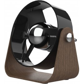 Sharper Image SBS1 USB-s ventilátor Fekete
