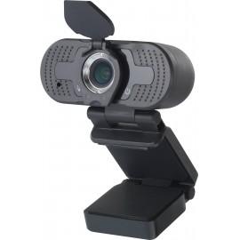 Renkforce RF-WC-150 HD webkamera 1920 x 1080 pixel Csíptetős tartó