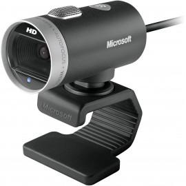 Microsoft LifeCam Cinema HD webkamera 1280 x 720 pixel Csíptetős tartó