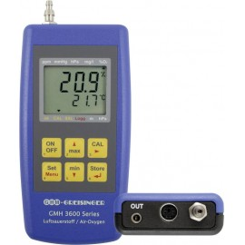 Greisinger GHM GMH3695 Oxigénmérő