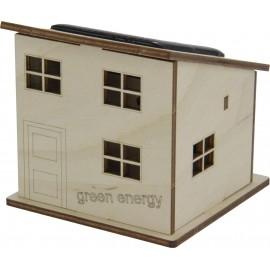 Sol Expert Solarhaus Green Energy Napelemes ház
