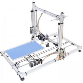 Velleman Nyomtatott ágyhosszabbító Alkalmas (3D nyomtató): K8200