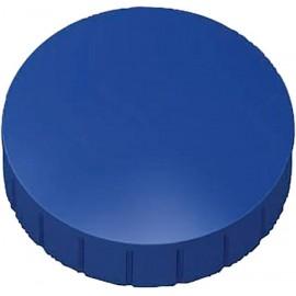 Maul Mágnes MAULsolid (Ø x Ma) 38 mm x 15.5 mm Kerek Kék 10 db 6163935