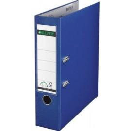 Leitz Iratrendezők 1010 DIN A4 Hátlap szélesség: 80 mm Éjszaka kék 2 kengyel 10105068