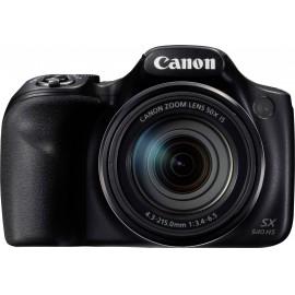 Canon Powershot SX540 HS Digitális kamera 20.3 Megapixel Optikai zoom: 50 x Fekete