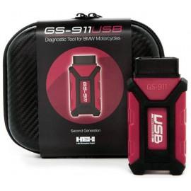 HEX Motorkerékpár diagnosztikai eszköz, OBD2 GS-911 USB Hobby 80216 Alkalmas (autómárka): BMW 10 jár