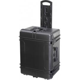 MAX PRODUCTS MAX620H340-TR Univerzális Gurulós bőrönd, tartalom nélkül 1 db (Sz x Ma x Mé) 687 x 376
