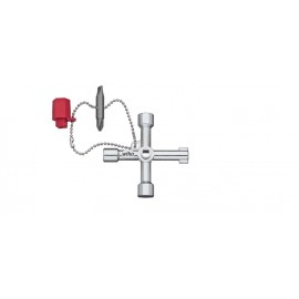 Wiha 36114 Kapcsolószekrény kulcs