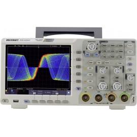 VOLTCRAFT DSO-6204F Digitális oszcilloszkóp Kalibrált (ISO) 200 MHz 1 GSa/mp 10000 kpts 8 bit Digitá