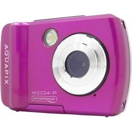 Easypix W2024 Splash Digitális kamera 16 Megapixel Rózsaszín Víz alatti kamera