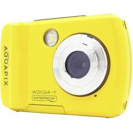 Easypix W2024 Splash Digitális kamera 16 Megapixel Sárga Víz alatti kamera